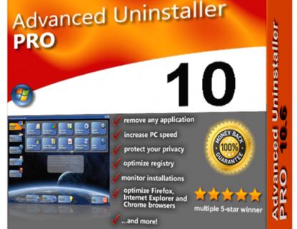 advanced uninstaller pro 10 6